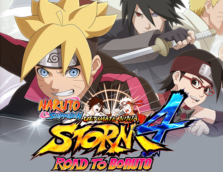 NARUTO SHIPPUDEN: Ultimate Ninja STORM 4 Road to Boruto Expansion