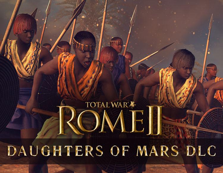 Total War : Rome II - Daughters of Mars DLC
