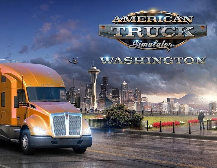 American Truck Simulator - Washington DLC