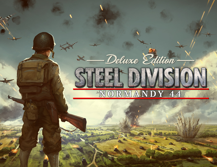 Steel Division: Normandy 44 - Digital Deluxe
