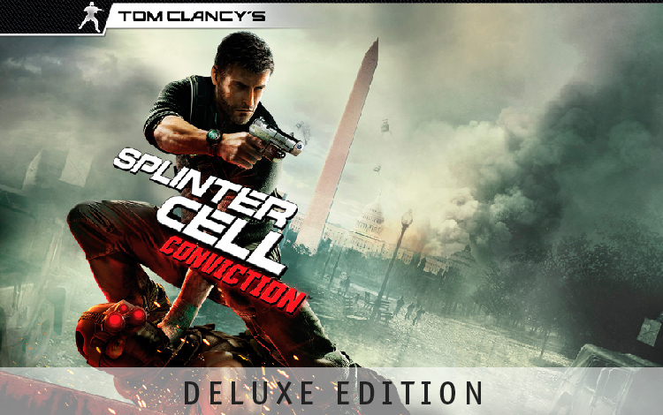 Tom Clancy's Splinter Cell Conviction - Deluxe Edition