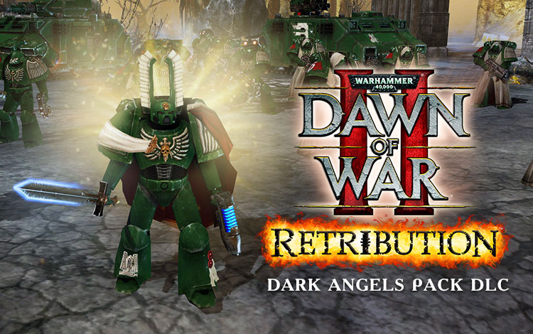 Warhammer 40,000 : Dawn of War II - Retribution - Dark Angels Pack DLC