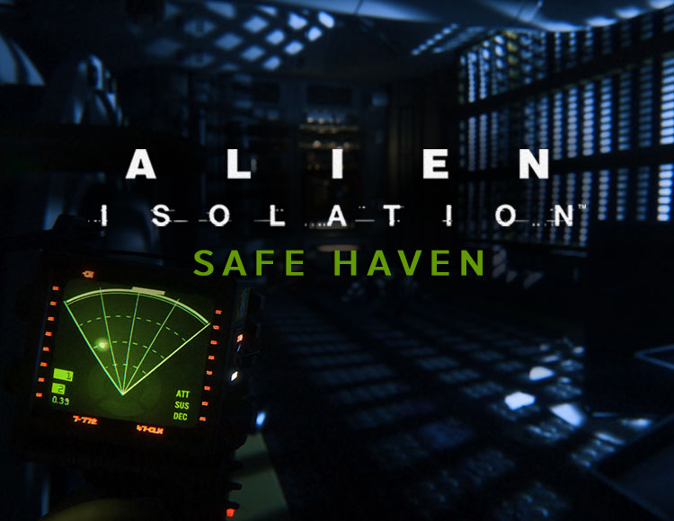 Alien : Isolation - Safe Haven DLC