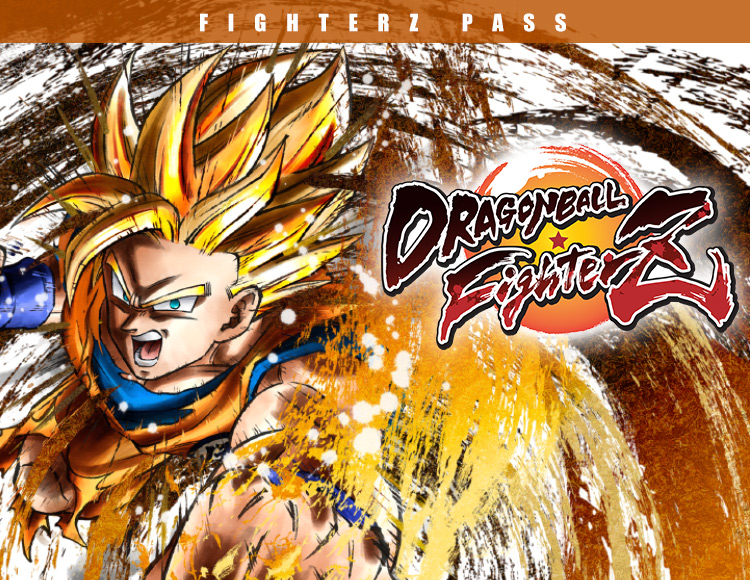 DRAGON BALL FighterZ - FighterZ Pass