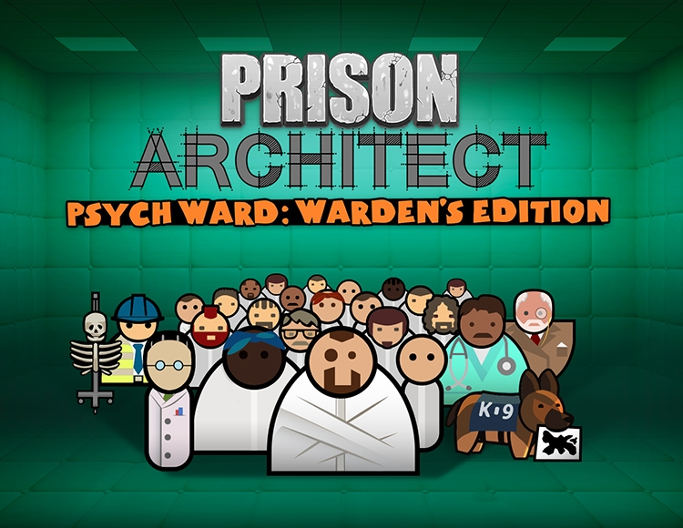 Prison Architect - Psych Ward: Warden's Edition DLC