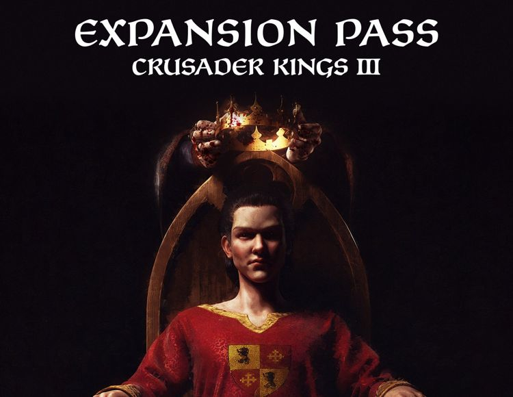 Crusader Kings III: Expansion Pass
