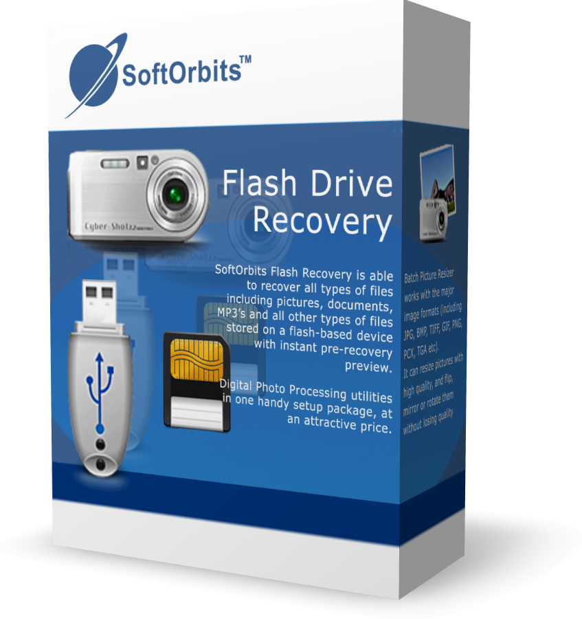 Flash Drive Recovery