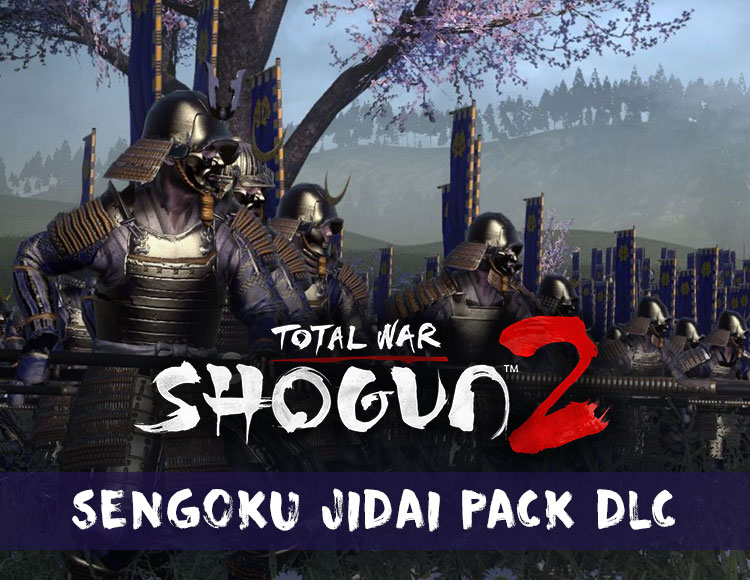 Total War : Shogun 2 - Sengoku Jidai Pack DLC