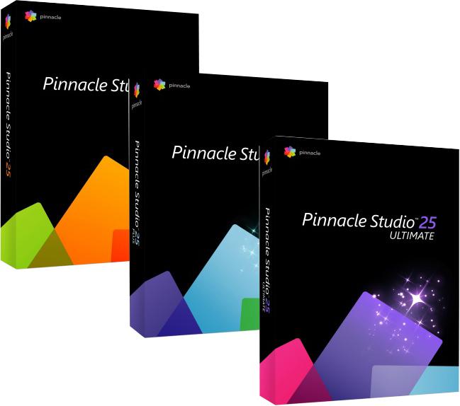 Pinnacle Studio 25