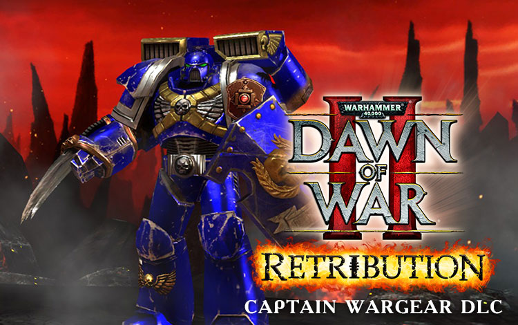 Warhammer 40,000 : Dawn of War II - Retribution - Captain Wargear DLC