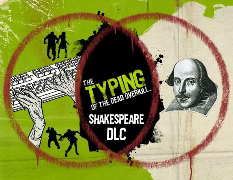 The Typing of the Dead : Overkill - Shakespeare DLC