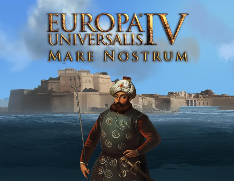 Europa Universalis IV: Mare Nostrum - Expansion