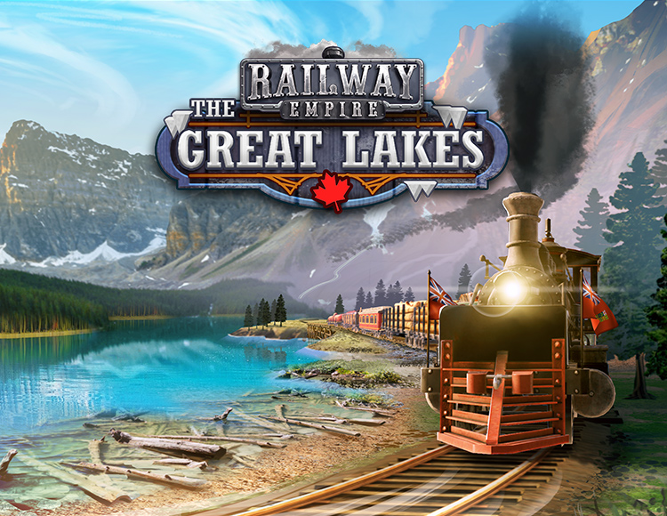 Railway Empire - The Great Lakes DLC