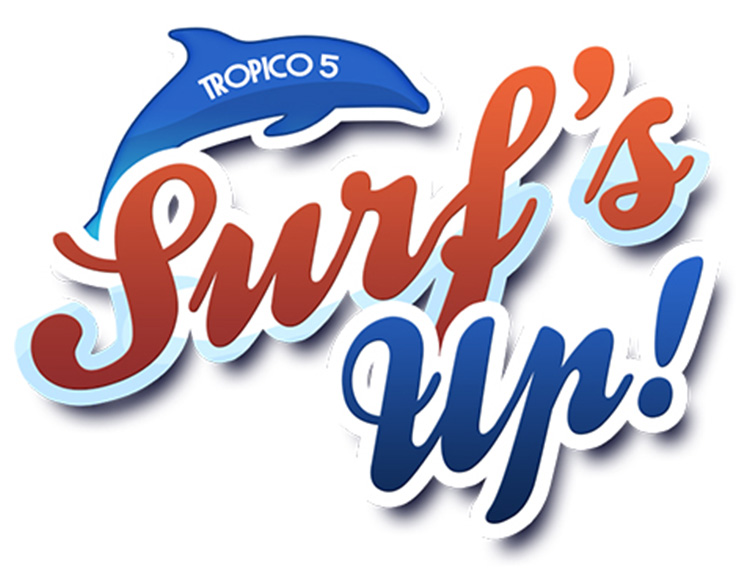 Tropico 5 - Surfs Up!