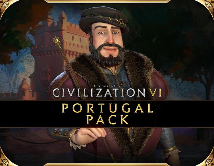 Sid Meier's Civilization VI - Portugal Pack (Steam)