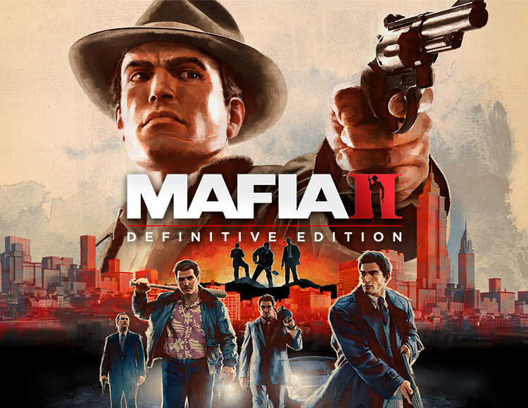 Mafia II Definitive Edition (Steam)