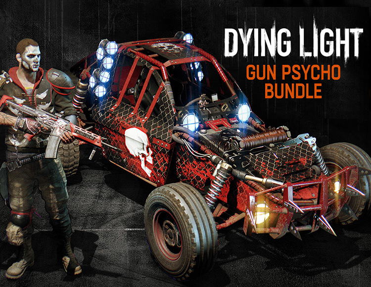 Dying Light - Gun Psycho Bundle