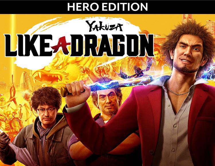 Yakuza: Like a Dragon - Hero Edition