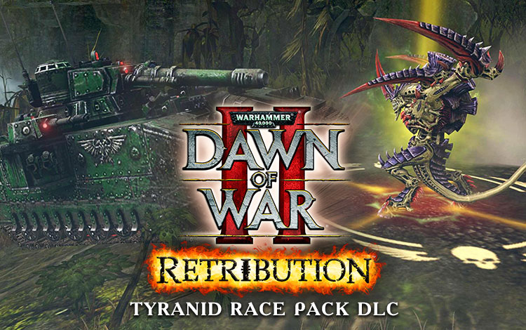 Warhammer 40,000 : Dawn of War II - Retribution - Tyranid Race Pack DLC