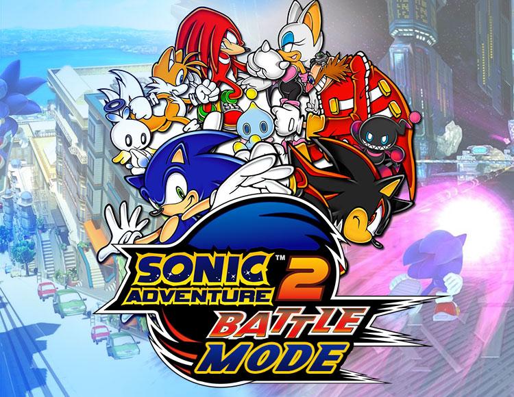 Sonic Adventure 2 - Battle Mode DLC