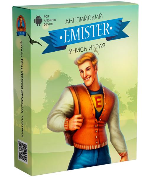 Английский язык с Emister