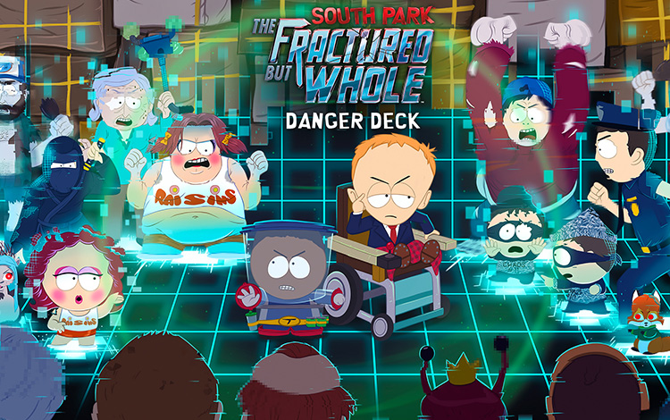 South Park: The Fractured but Whole - дополнение «Голодек страха»