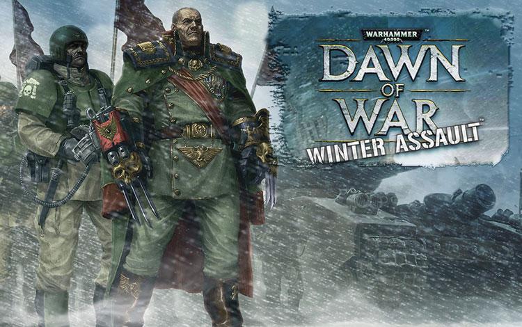 Warhammer 40,000 : Dawn of War - Winter Assault