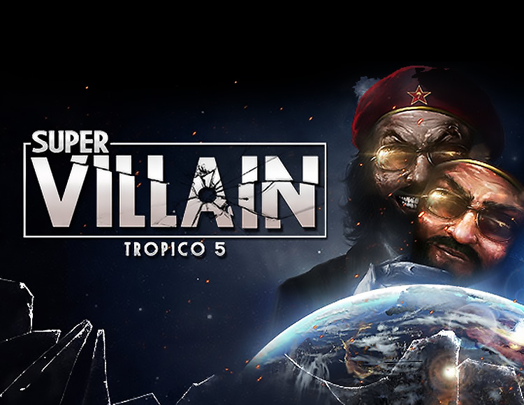 Tropico 5 - Supervillain