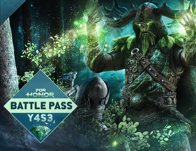 For Honor Y4S3 Battle Pass