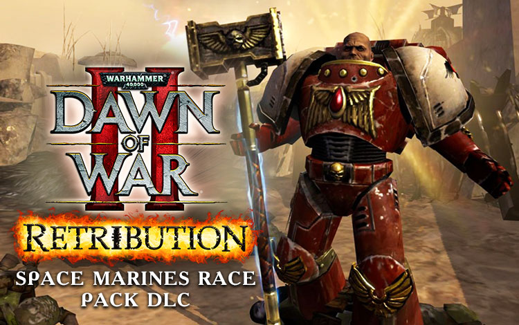 Warhammer 40,000 : Dawn of War II - Retribution - Space Marines Race Pack DLC