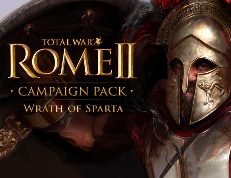Total War : Rome II - Wrath of Sparta DLC