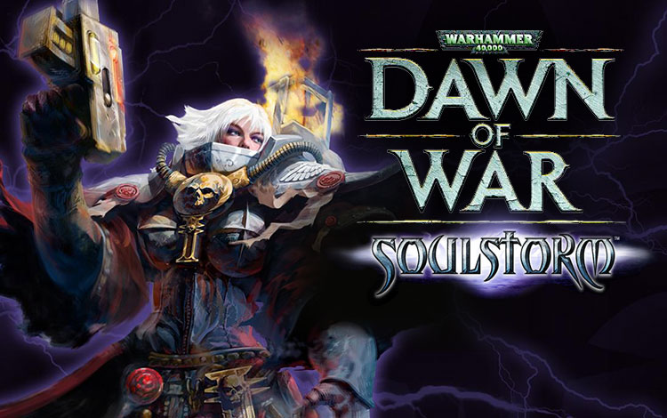 Warhammer 40,000 : Dawn of War - Soulstorm