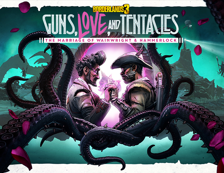 Borderlands 3: Guns, Love, and Tentacles (Steam)