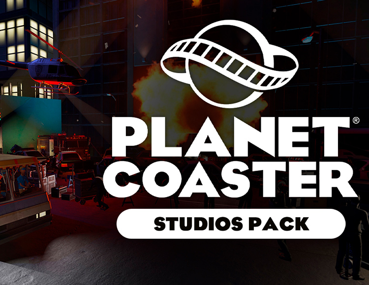 Planet Coaster: Studios Pack