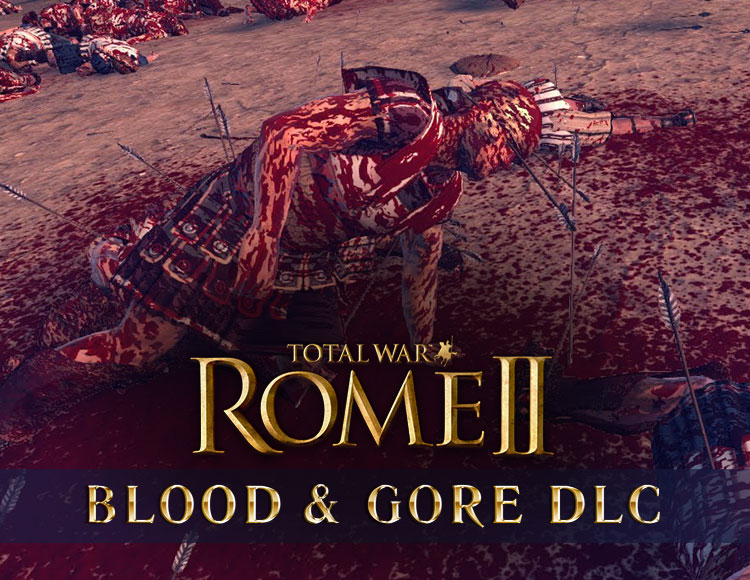 Total War : Rome II - Blood & Gore DLC