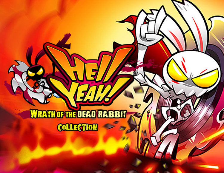 Hell Yeah ! Wrath of the Dead Rabbit Collection