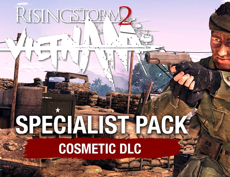 Rising Storm 2: Vietnam - Specialist Pack Cosmetic DLC