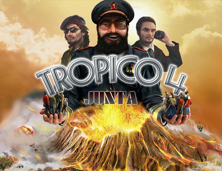 Tropico 4: Junta Military
