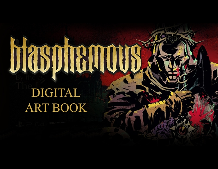 Blasphemous - Digital Artbook