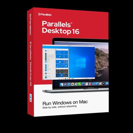 Parallels Desktop 16 Retail Lic CIS