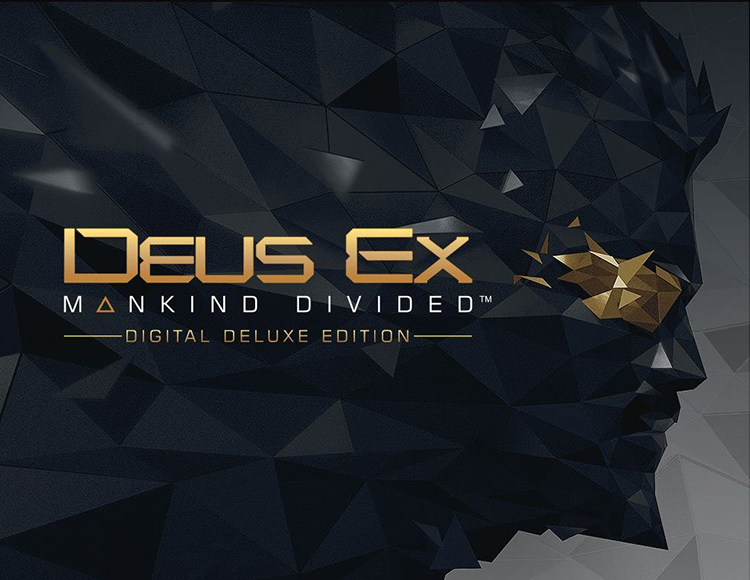 Deus Ex Mankind Divided Deluxe