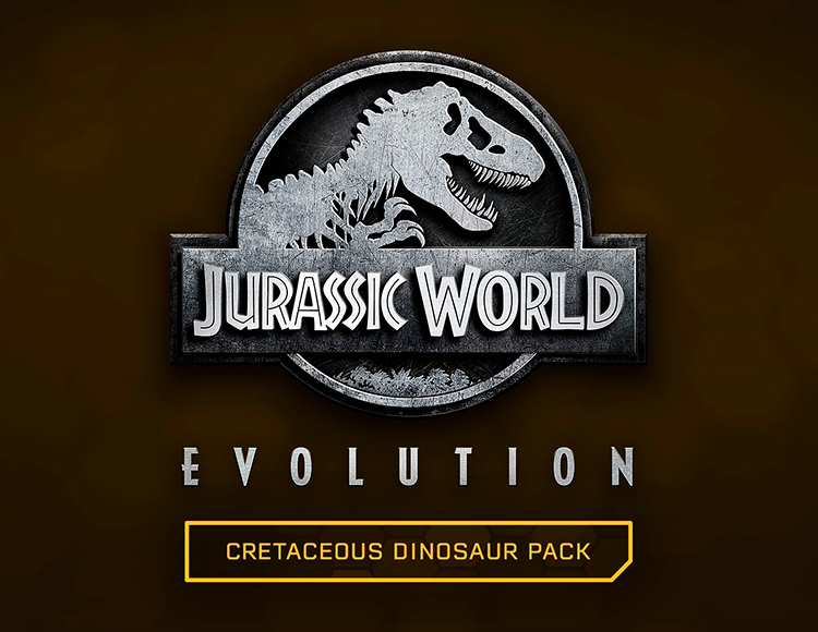 Jurassic World Evolution: Cretaceous Dinosaur Pack
