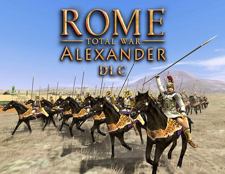 Total War : Rome - Alexander DLC