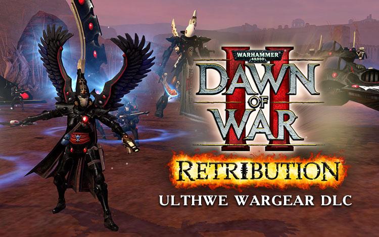 Warhammer 40,000 : Dawn of War II - Retribution - Ulthwe Wargear DLC
