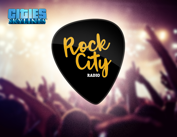 Cities Skylines: Rock City Radio