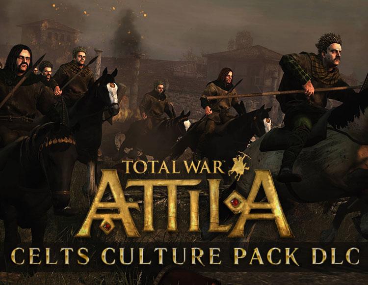 Total War : Attila - Celts Culture Pack DLC