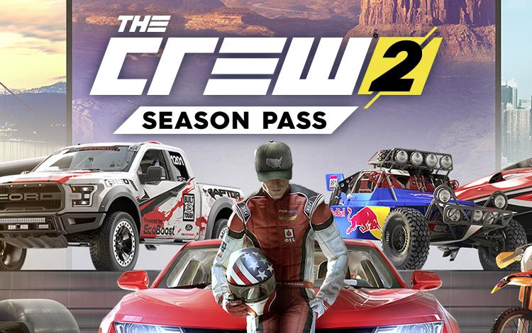 THE CREW 2 Season Pass