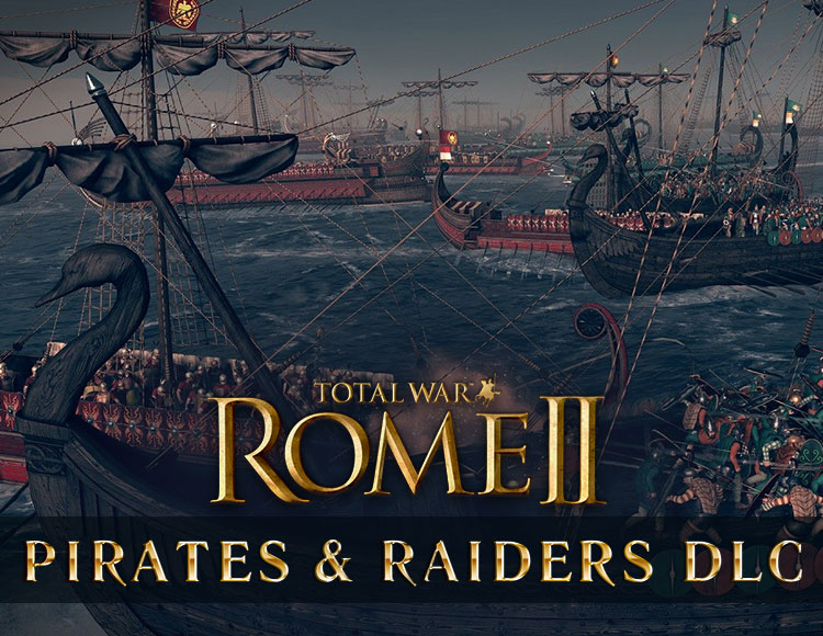 Total War : Rome II :  Pirates & Raiders DLC