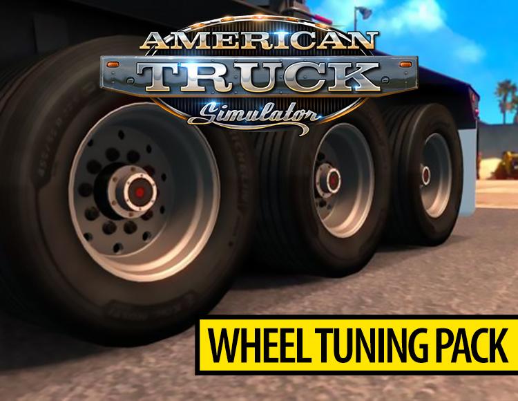 American Truck Simulator – Wheel Tuning Pack