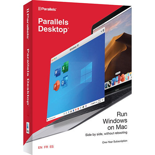 Parallels Desktop for Mac Pro Edition 1 год